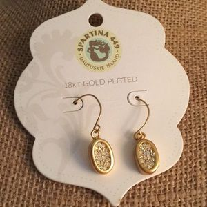 Brand new Spartina earrings